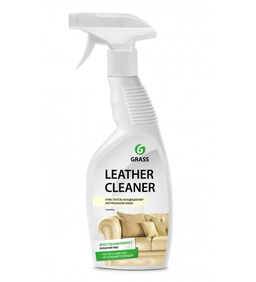 Grass Leather Cleaner для кож