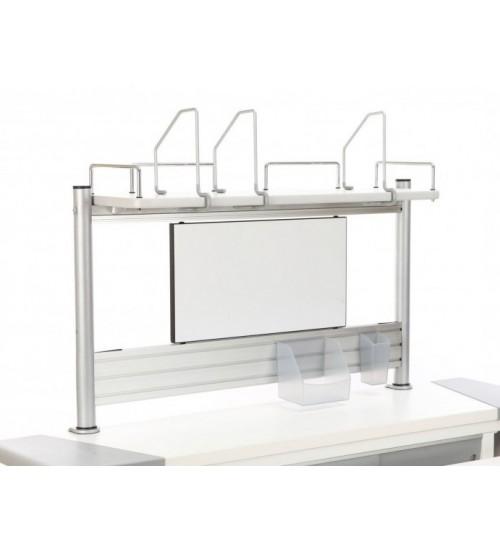 Comf-pro Smart-S-Shelf многоуровневая полка-приставка для стола